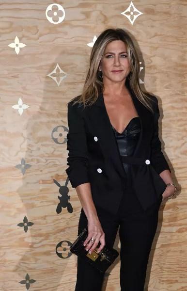 Jennifer Aniston in Paris
