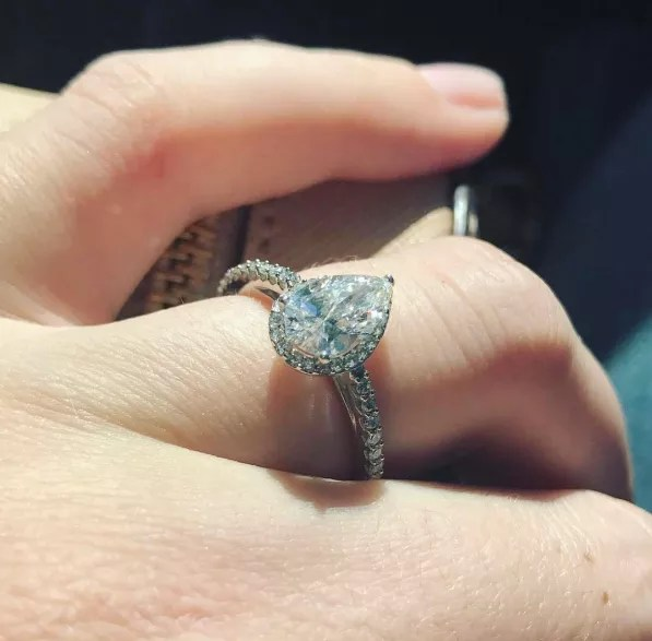 Jenelle Evans Look At My Engagement Ring And Also My