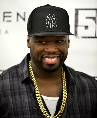 50 Cent in a Cap