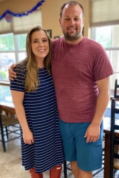 Anna, Josh Duggar Photo Together