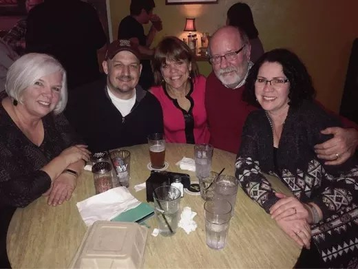 Amy Roloff and Friends at Pizzario
