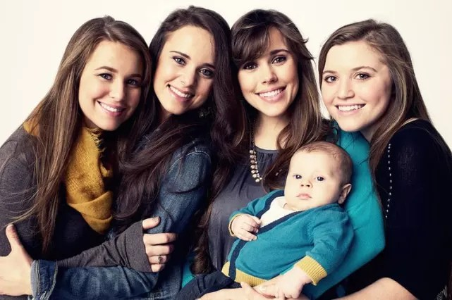Duggar sisters counting on