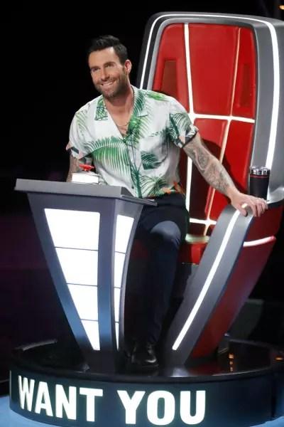 Adam Levine on The Voice Season 14