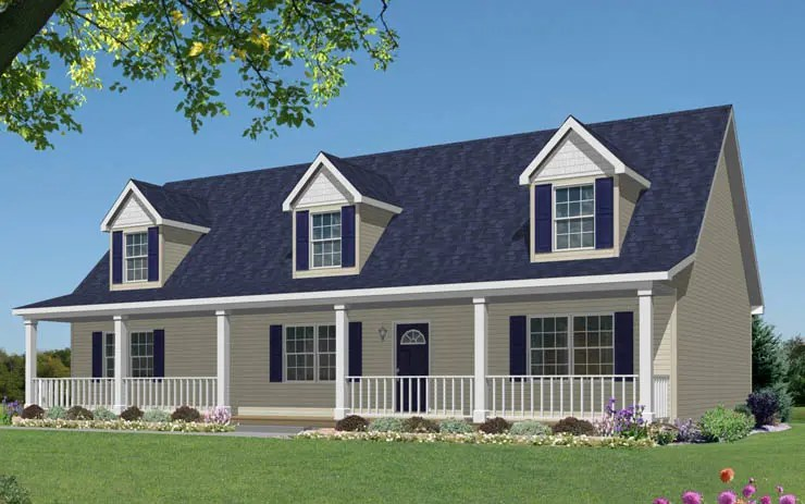 Modular Home Modular Home Cape Cod