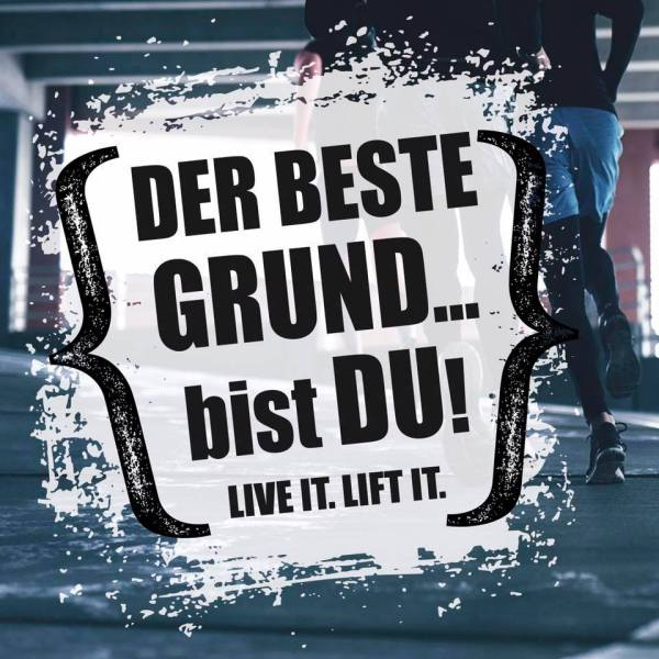 Live it. Lift it. – 30 Tage Feedback