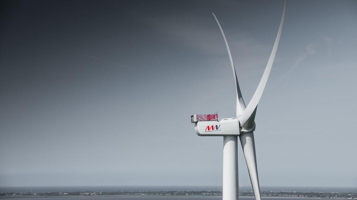 INKLINE wind turbine renewable energy
