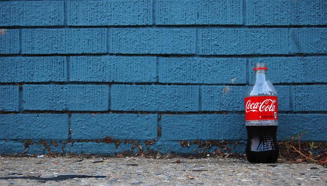 Coca cola plastic INKLINE