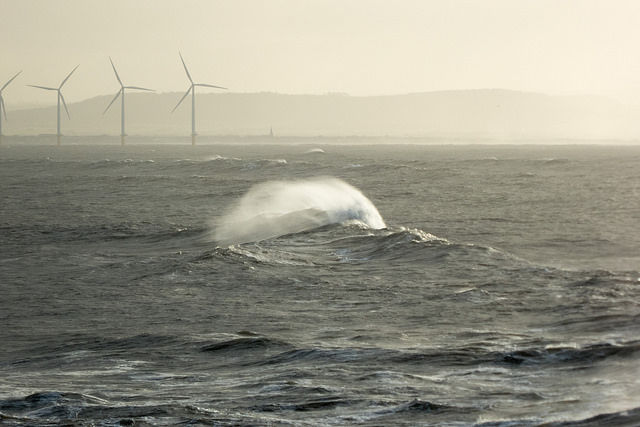 wind farm Scotland good news INKLINE
