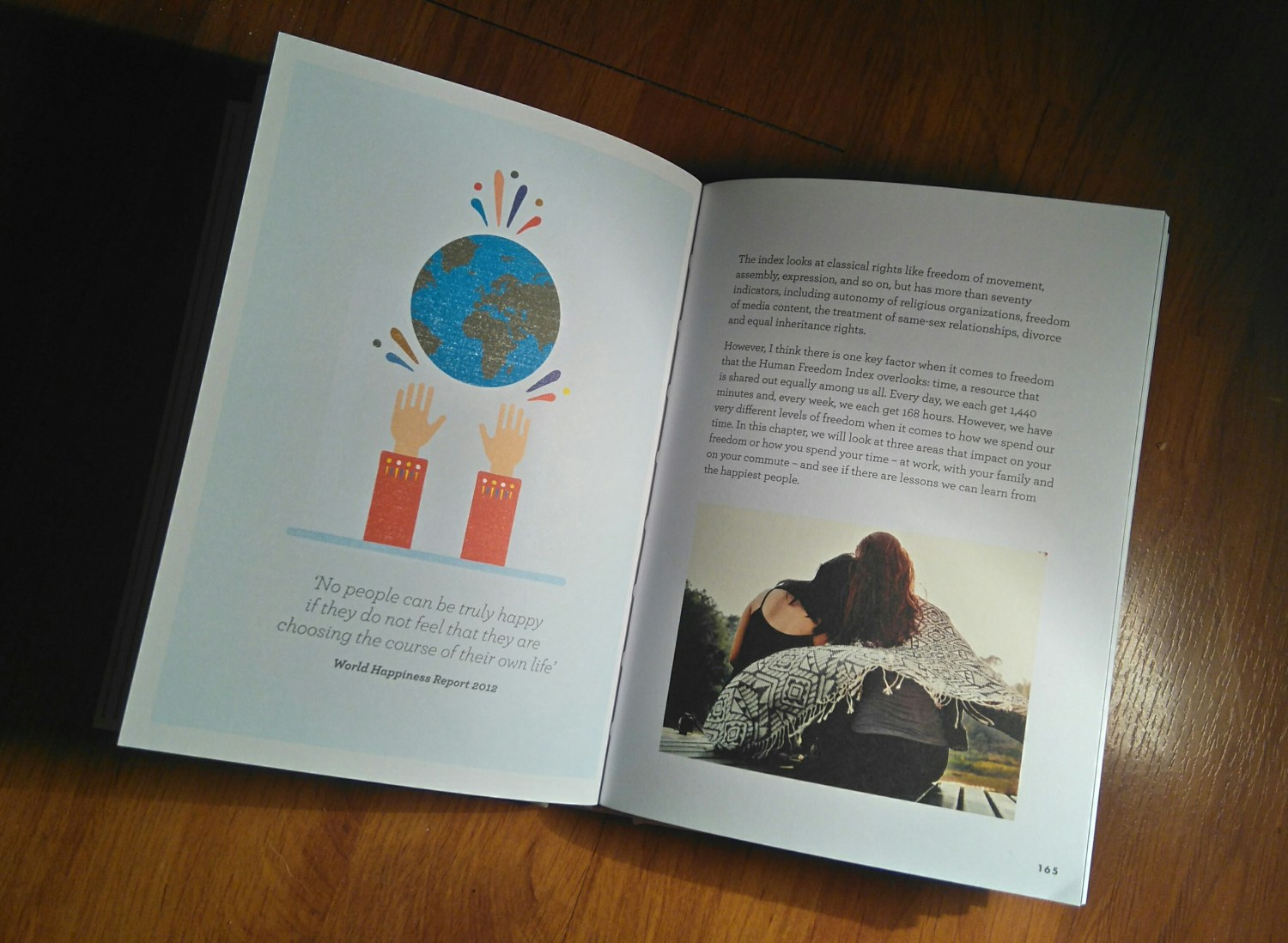 INKLINE happiness book review