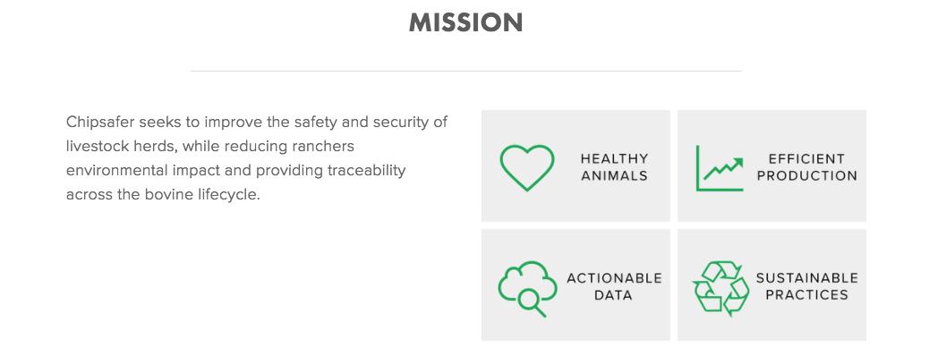 Mission ChipSafer INKLINE