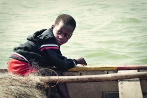 Combating child trafficking in Ghana