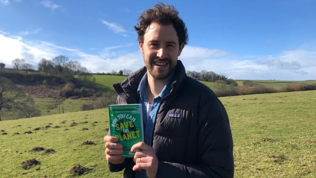 How You Can Save The Planet: Book Review