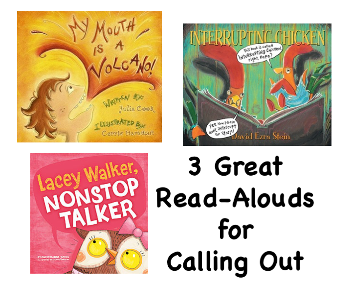 3 Great Read-Alouds for Calling Out