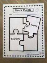 Genre Puzzle Example 1