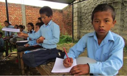 Piyush in Nepal