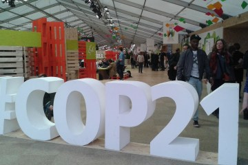 climate talks at COP21