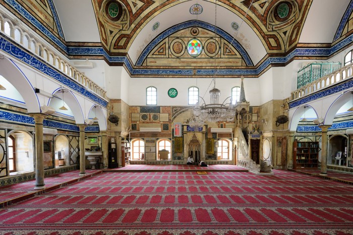 Al-Jezzar Moschee in Akko