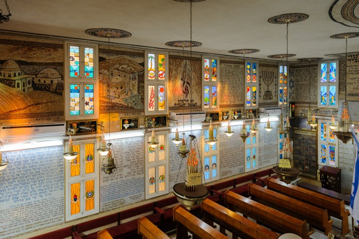 Or Torah Jariva Tunesische Synagoge Akko