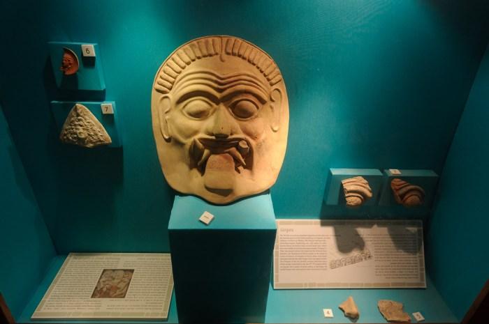 Gorgon - Helenistic period