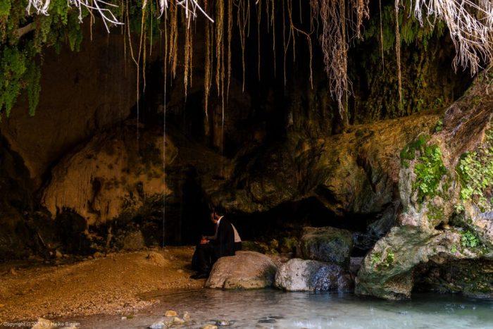 Dodim-Höhle im Nahal David