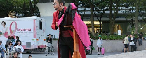 The Jokers featuring Hijiri Kazuki with friends Magic Event in Aeon Atsuta