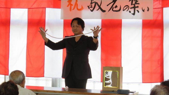 愛知県名古屋市:敬老会