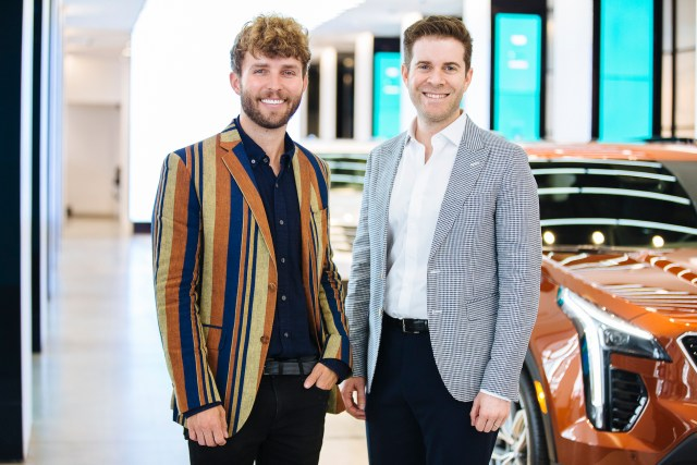 Timo Weiland & Noah Gellman, The Lead, Cadillac House, June 2018