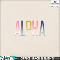 Office Space Digital Kit - Storyteller May 2017 Add-on