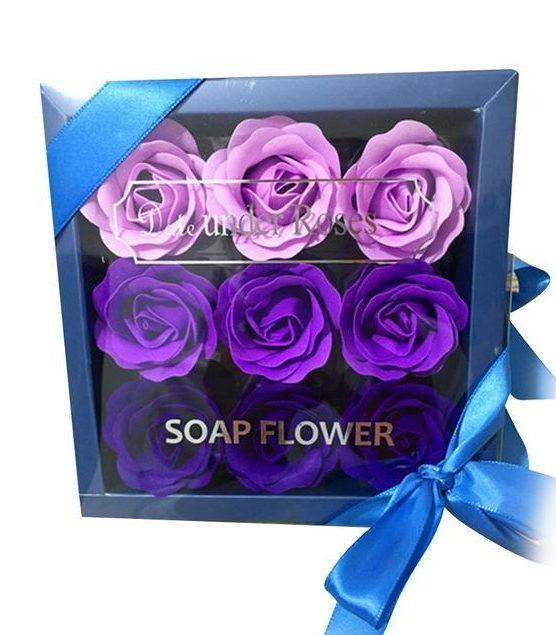 Rose Scented Soap Gift Set | Gifts Online | The Little Flower Shop Florist