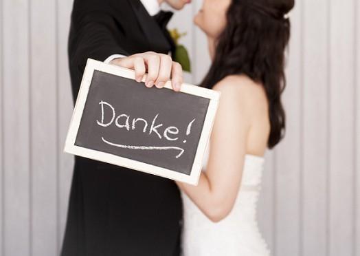 5 Tipps und Tricks fr eure Dankeskarten  Hochzeitsblog