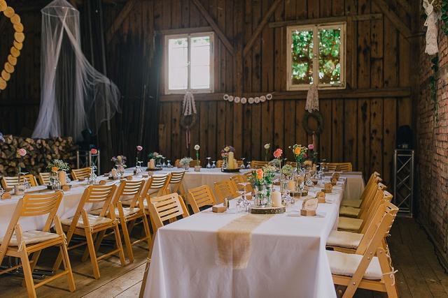 Scheunenhochzeit im Bayerischen Wald von Nadine Lorenz  Hochzeitsblog The Little Wedding Corner