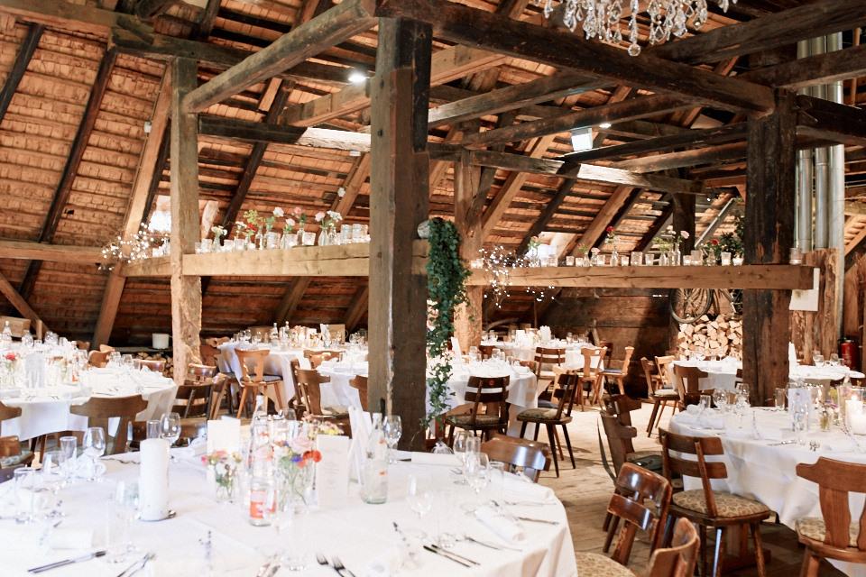 rustikale Hochzeit  Hochzeitsblog The Little Wedding Corner