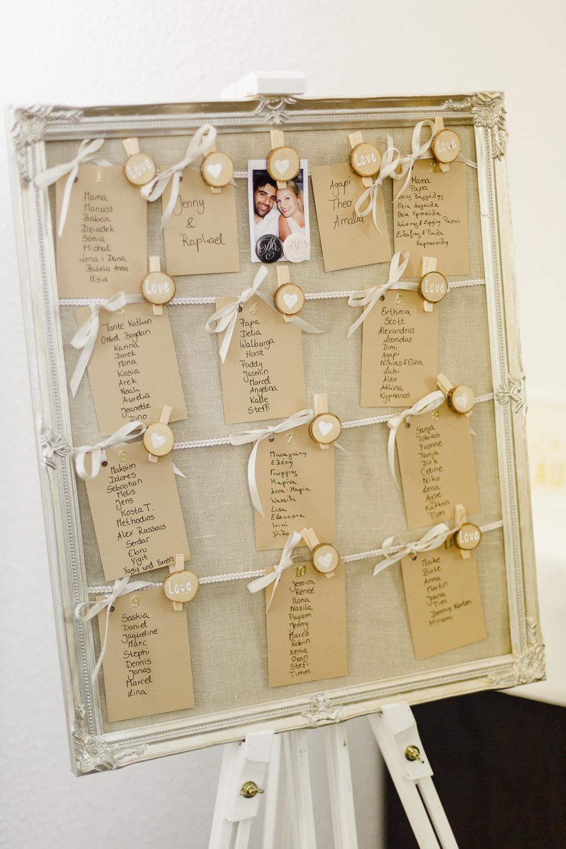 Tischnummern Hochzeit Vorlagen