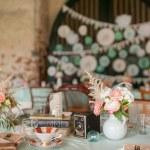 Hochzeitsdekoration Leihen Von Vintage Geschirr Uber Stuhle Bis Hin Zu Girlanden Hochzeitsblog The Little Wedding Corner