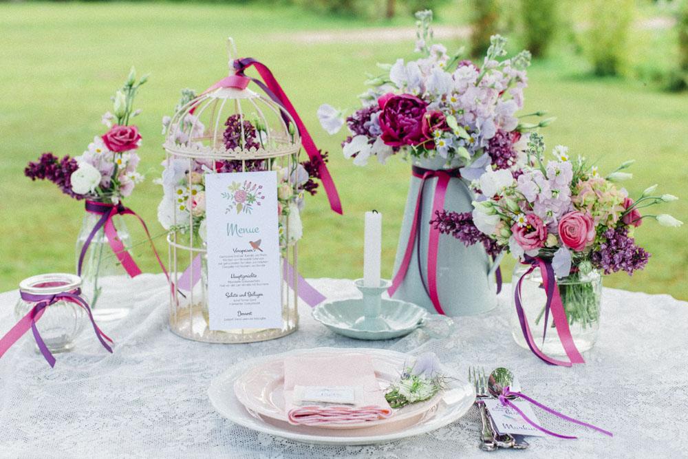 DIY des Monats Juni Blumensamen als Gastgeschenke  Hochzeitsblog The Little Wedding Corner