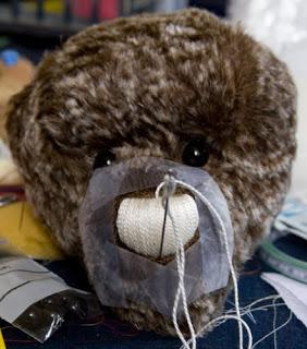 Teddy Torture?