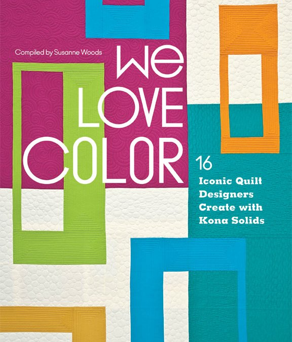 We Love Colour Book Review – Craft Book Month