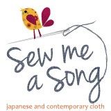 Finish Along Sponsor Highlight – Sew Me A Song