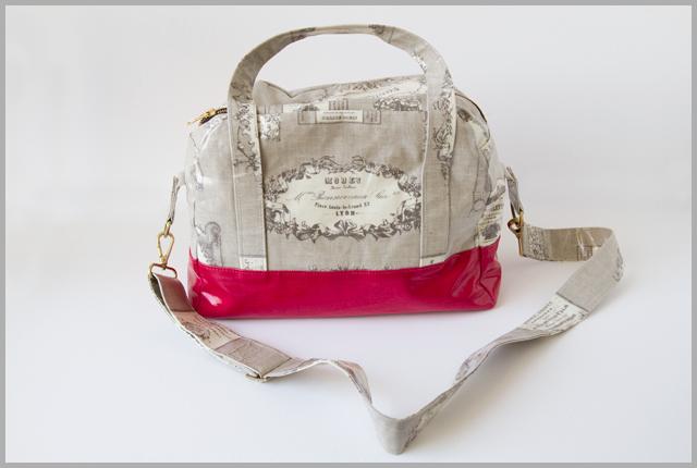 A Little French Fancy Bag