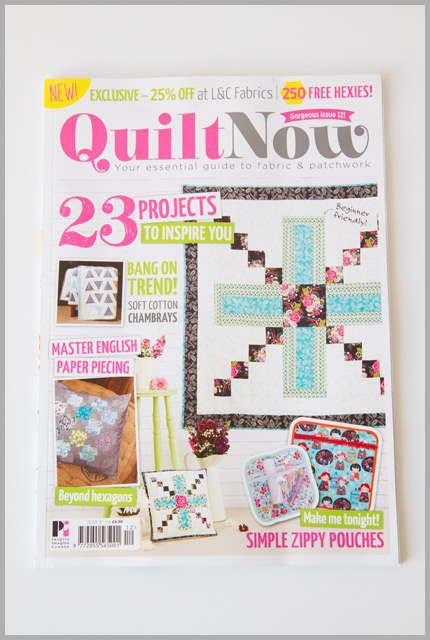 Quilt Now Issue 12