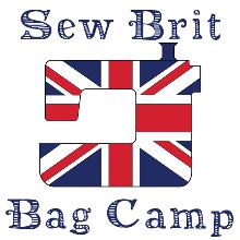 Announcing Sew Brit Bag Camp