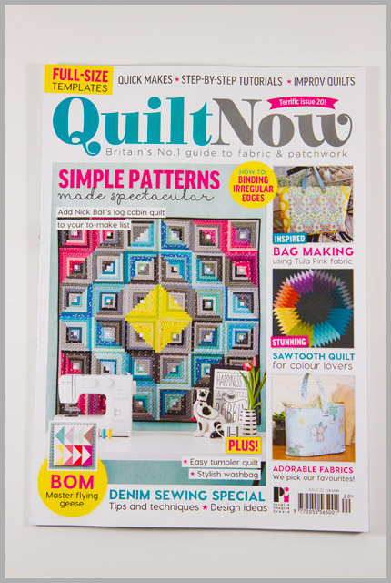 Quilt Now Issue 20