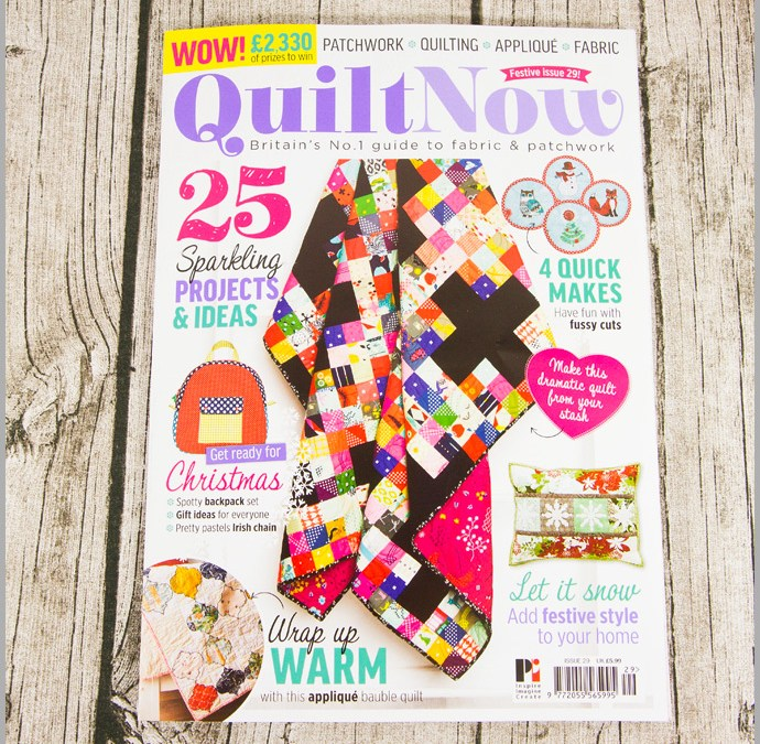 Quilt Now Issue 29