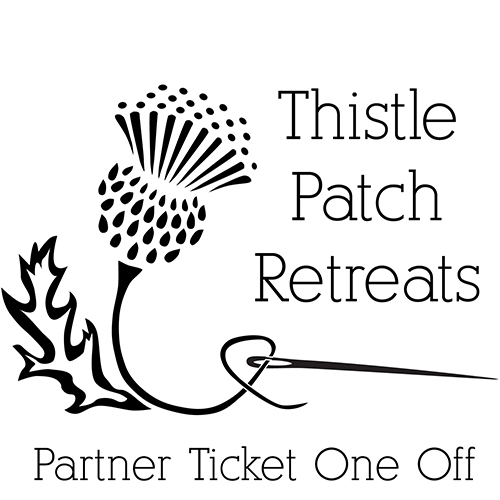 Thistle Patch Retreat Partner Ticket