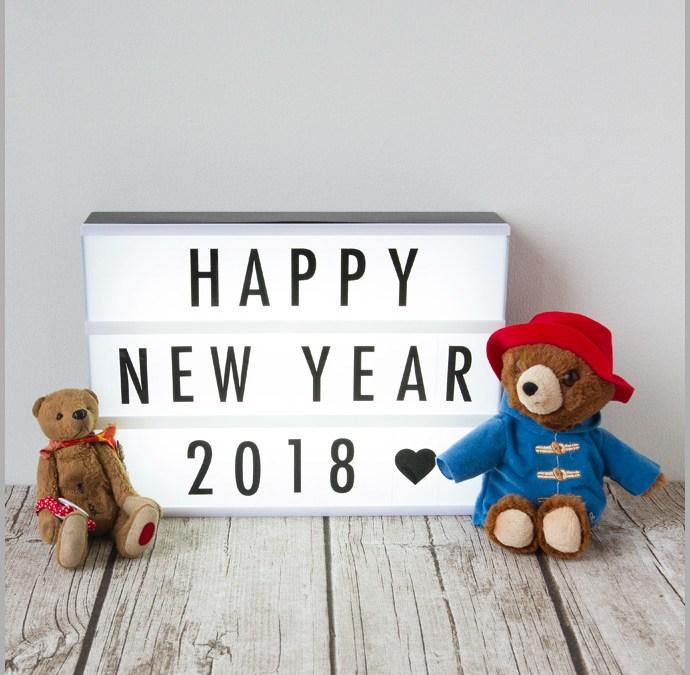 Work In Progress Wednesday – Happy New Year