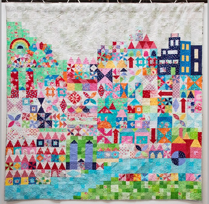 Festival Of Quilts – The Judgement