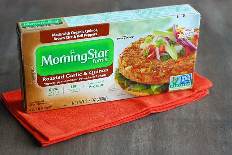 Meatless Low Carb Options from MorningStar Farms