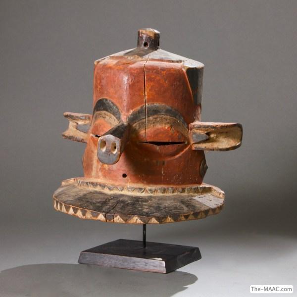 Pende Mask - Manhattan Art And Antiques Center