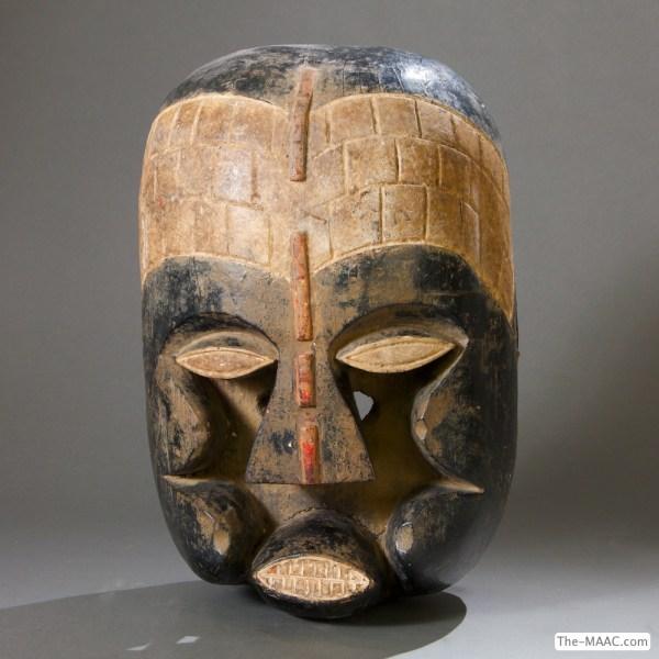 Fanti Mask - Manhattan Art And Antiques Center