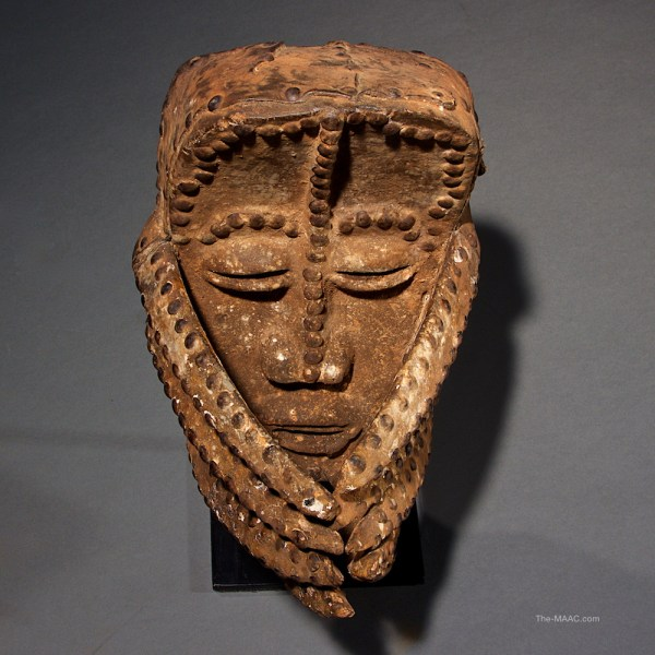 Bete Spider Mask - Manhattan Art And Antiques Center